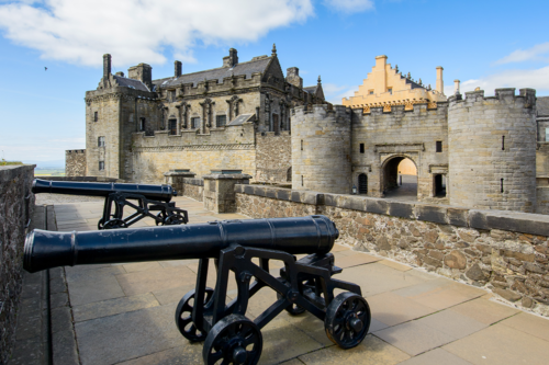 All you need to know before visiting Stirling Castle – our family review and top tips