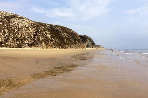 The Warren Beach in Abersoch