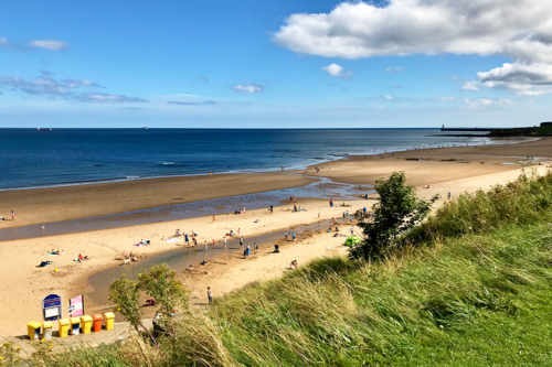 Long Sands Beach, Tynemouth