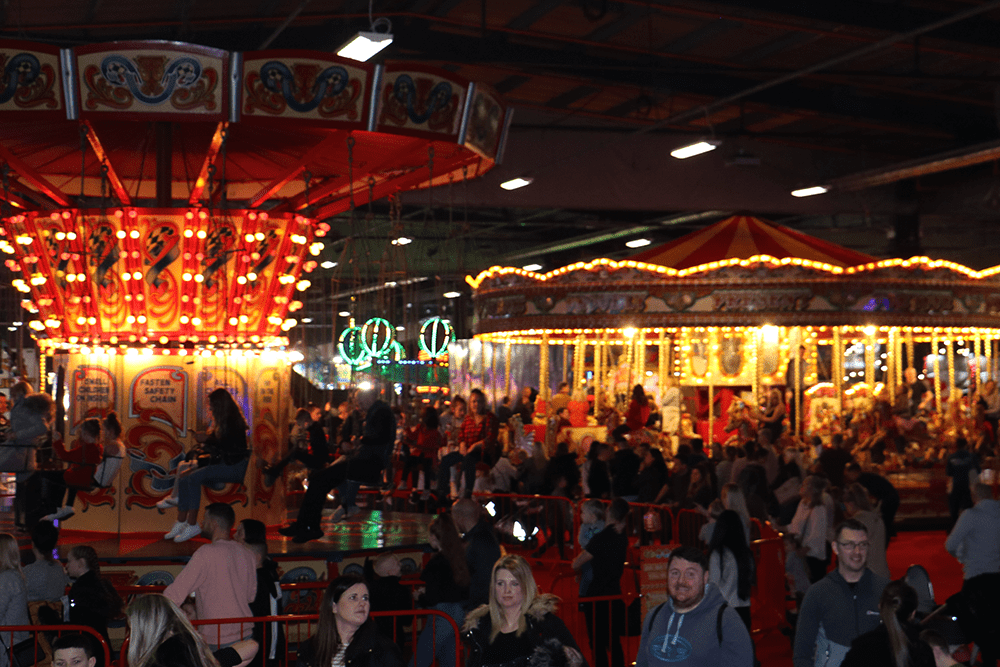Winter Funland 2019 Manchester – review and tips