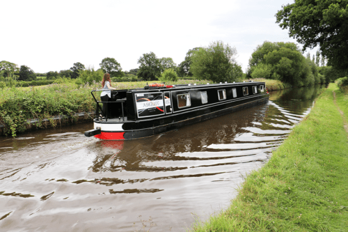 We review an Anglo Welsh canal boat with our children – is it family friendly?